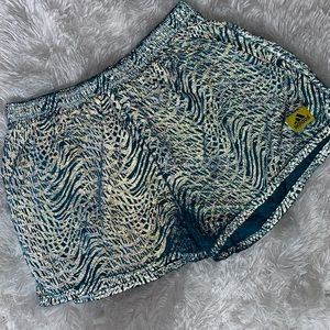Vintage Reflective Adidas Shorts